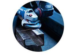 Disco para desbaste de ferro